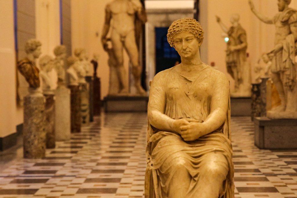Neapolio nacionalinis archeologijos muziejus
