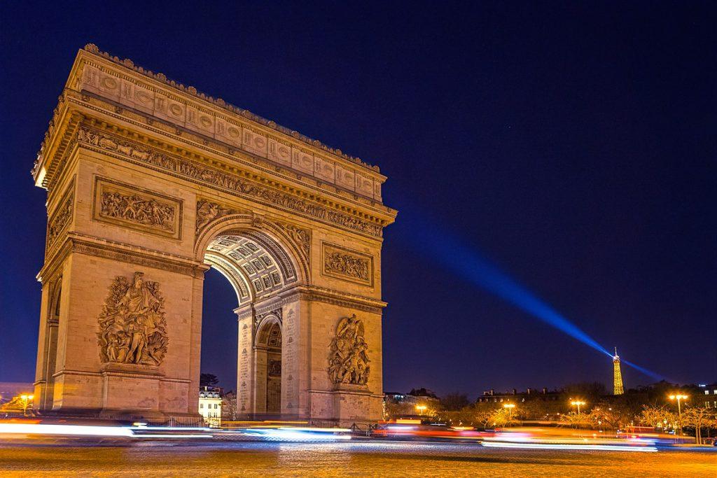 Paryžiaus Triumfo arka