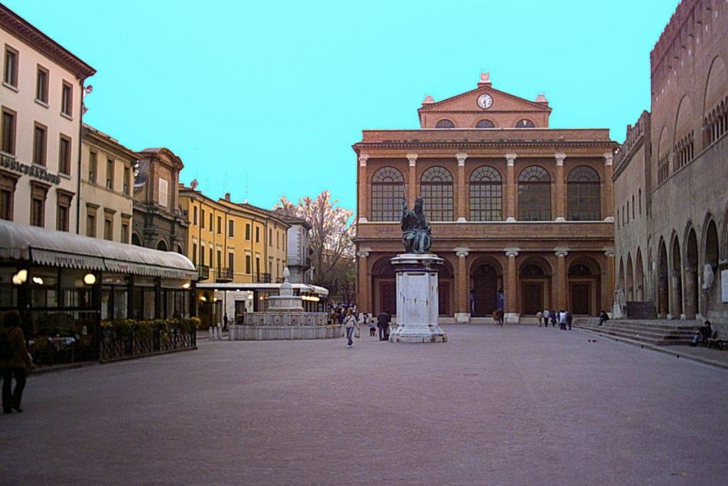 Piazza Cavour aikštė