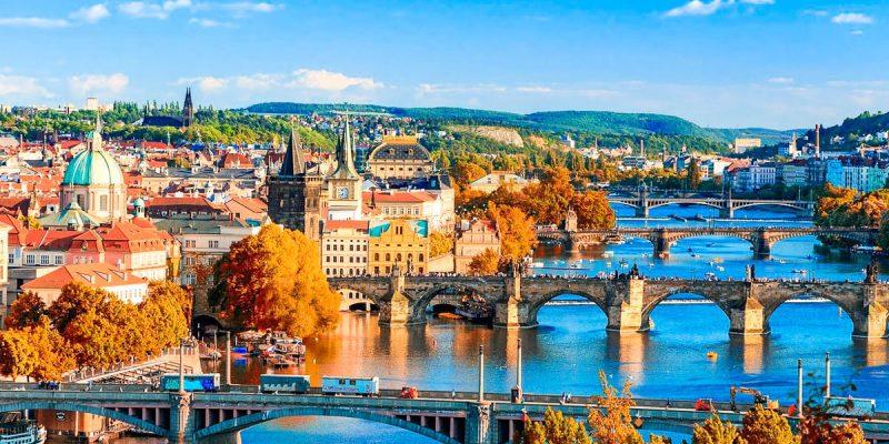 Pigūs skrydžiai iš Rygos į Prahą