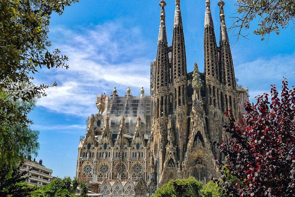 Šv. Šeimynos bažnyčia (Sagrada Familia)