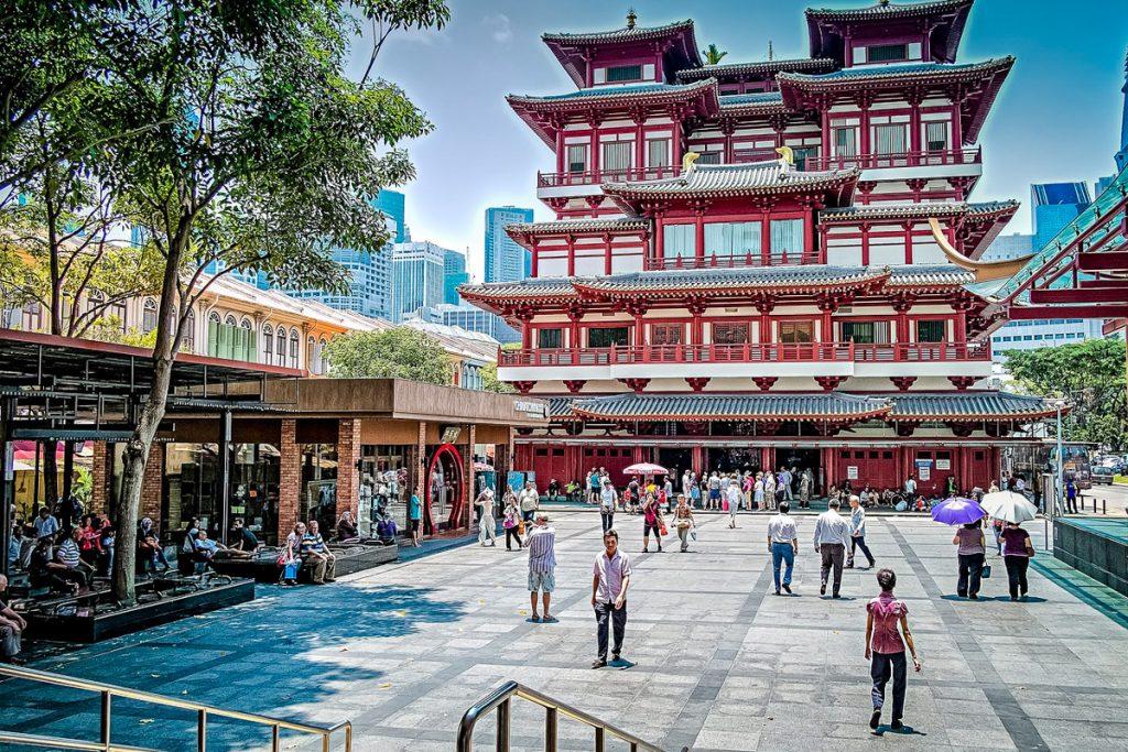Singapūro kinų kvartalas