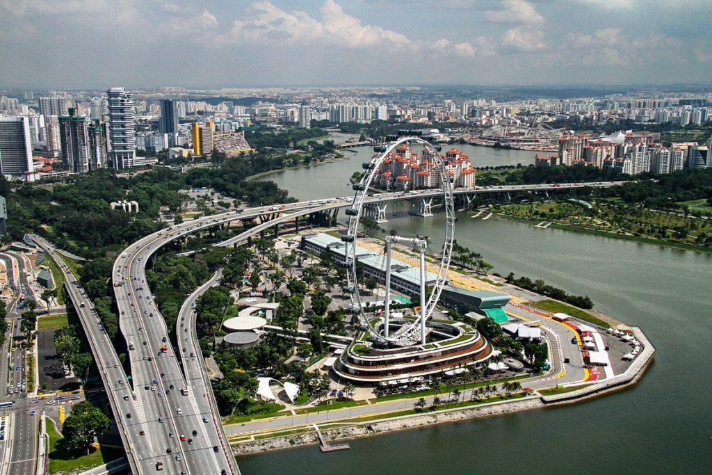 Singapūro skraiduolis