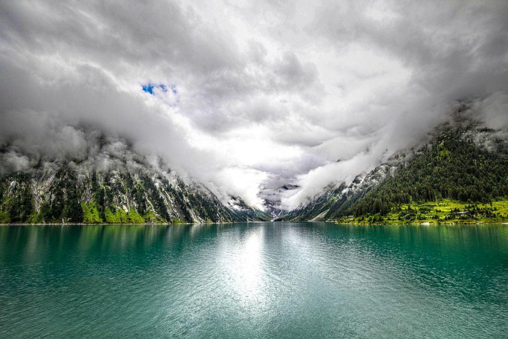 Šlegežio ežeras
