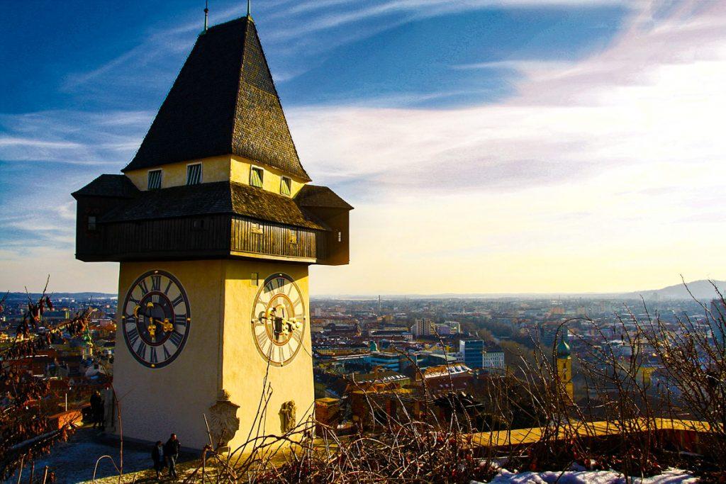 Šlosbergo laikrodžio bokštas