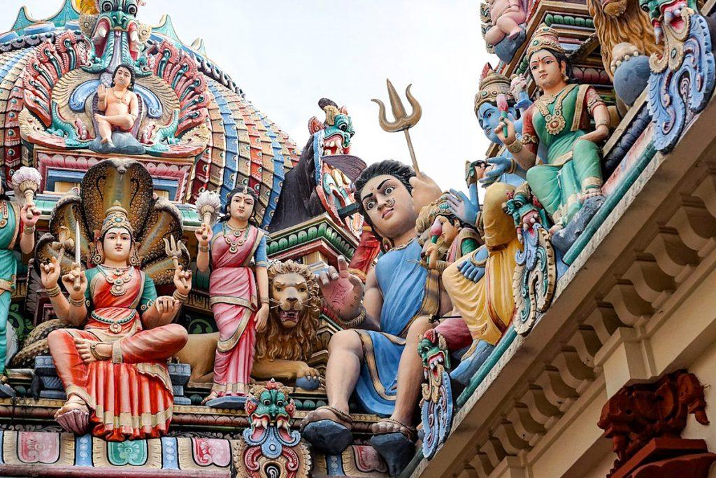 Šri Mariamman šventykla