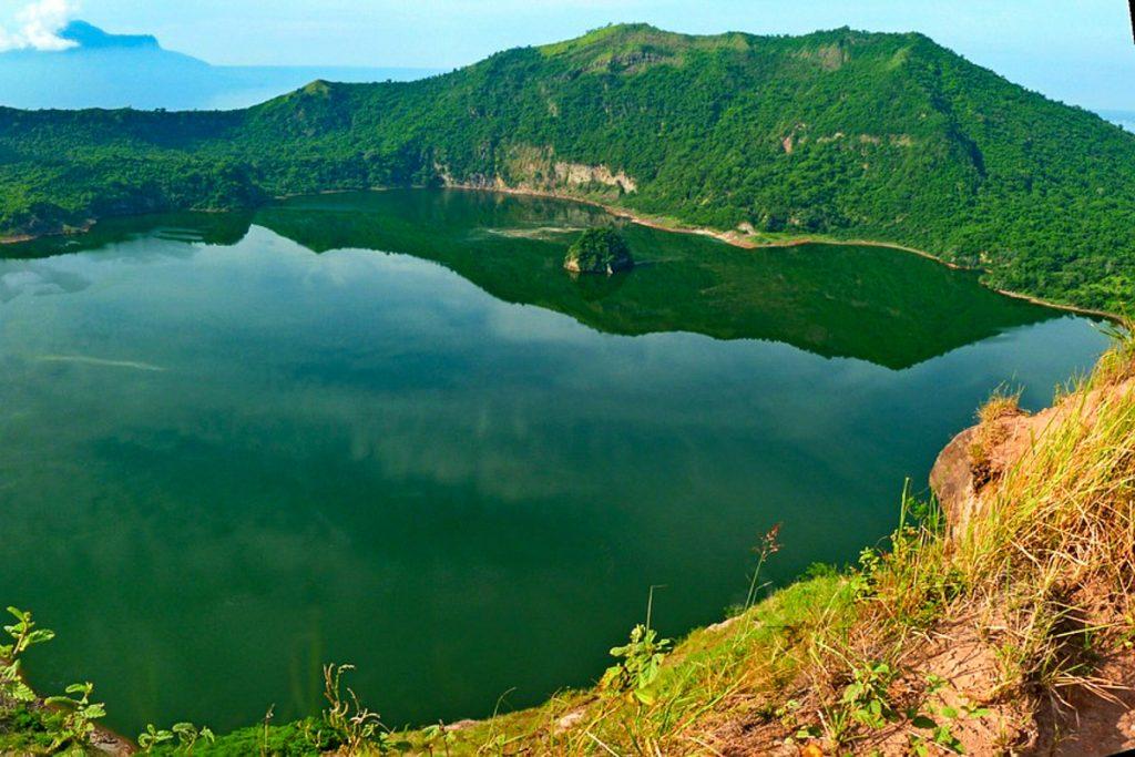 Taalio ugnikalnis