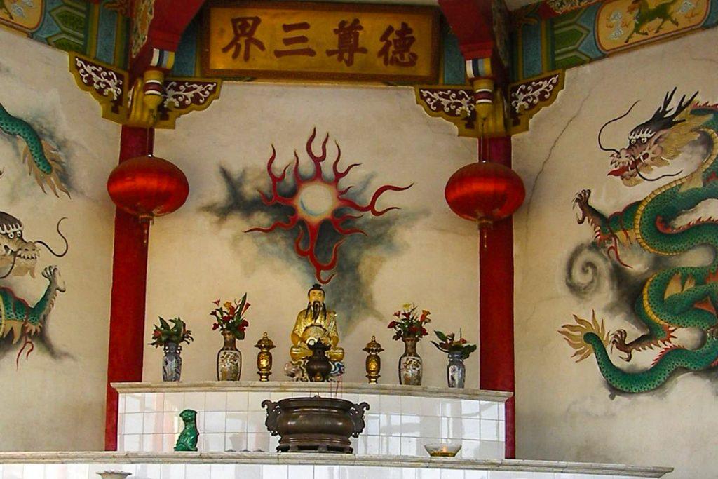 Cebu taoistų šventykla