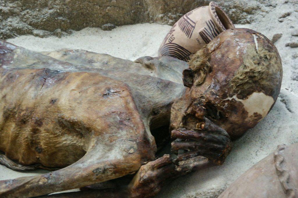 Timbako mumijos
