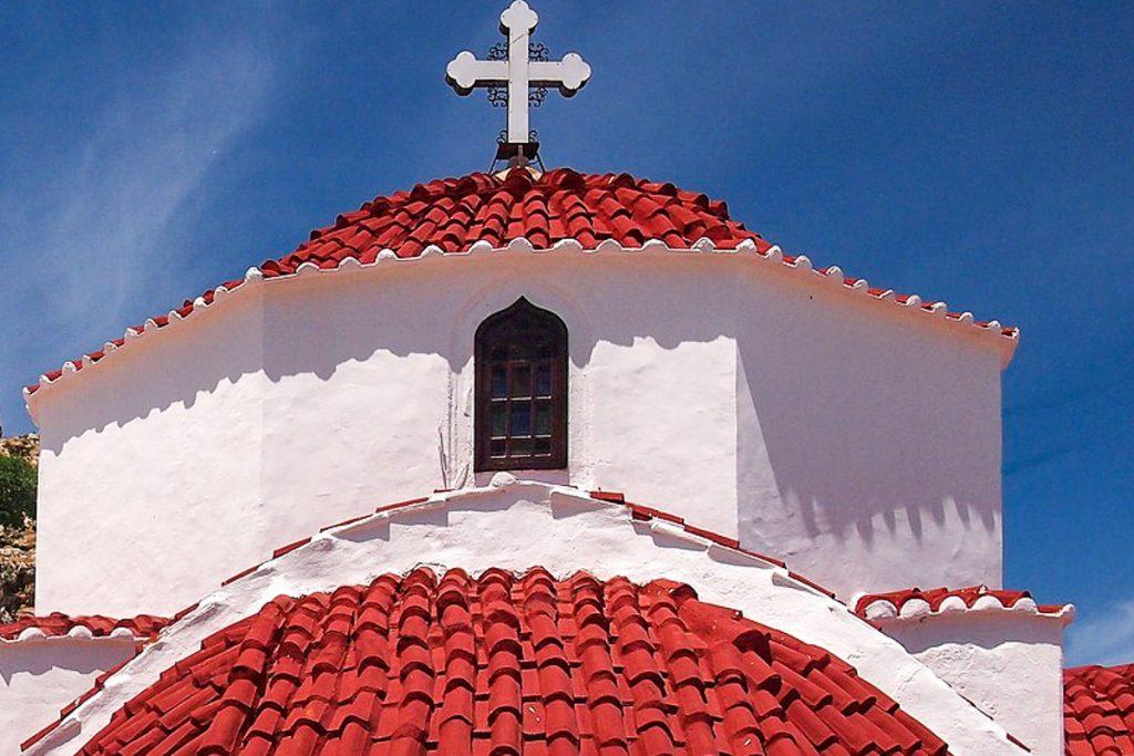 Tsambikos vienuolynas