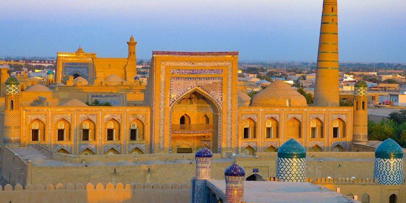 Tiesioginiai skrydžiai iš Rygos į Taškentą