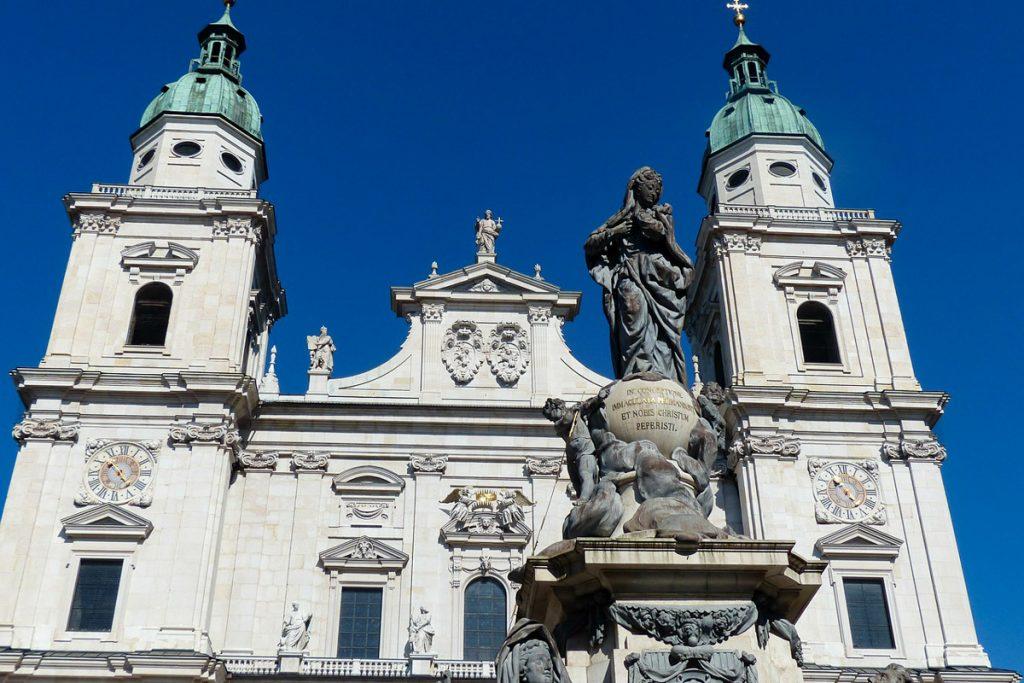 Zalcburgo katedra