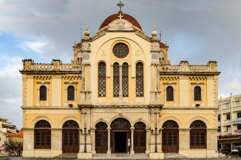 Agios Minos katedra