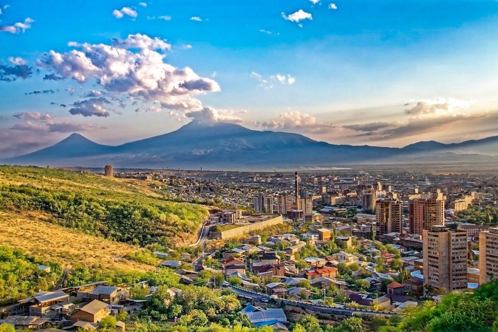 Armėnija lankytinos vietos