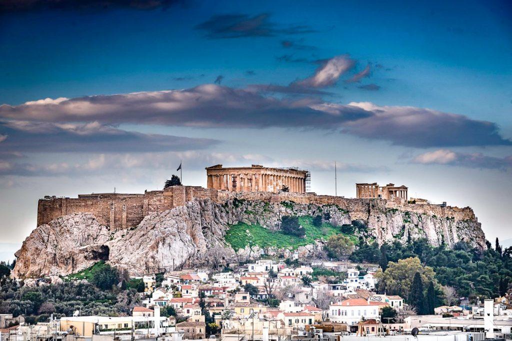 Atėnai lankytinos vietos