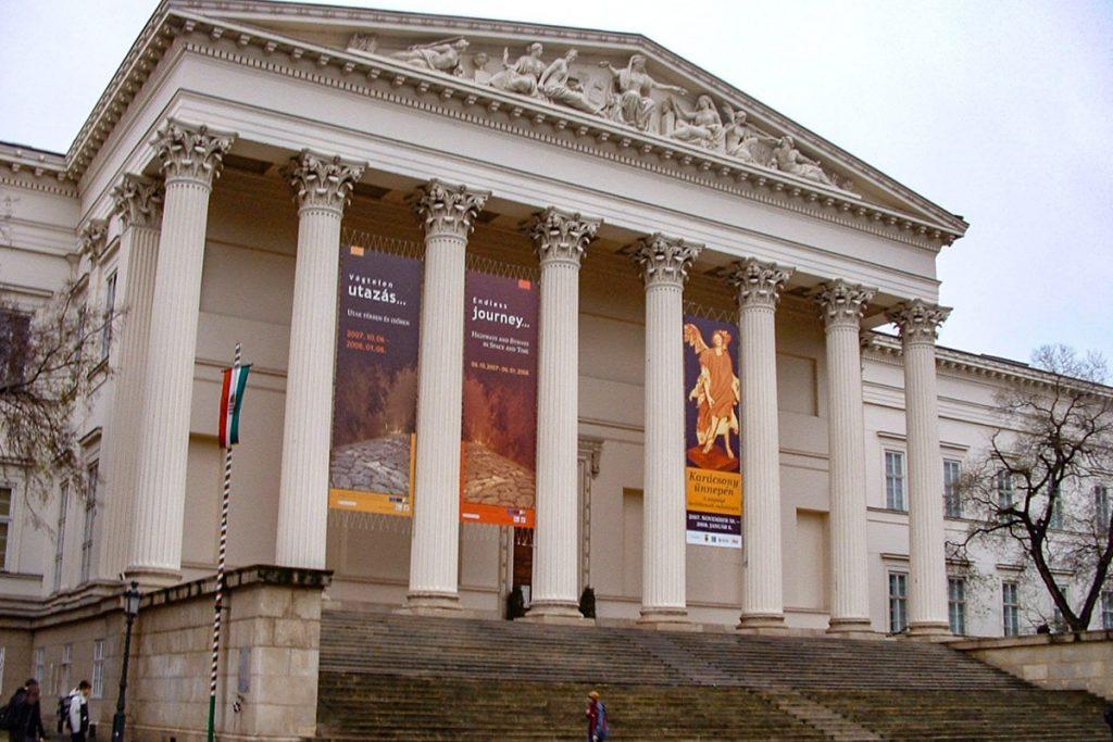 Vengrijos nacionalinis muziejus
