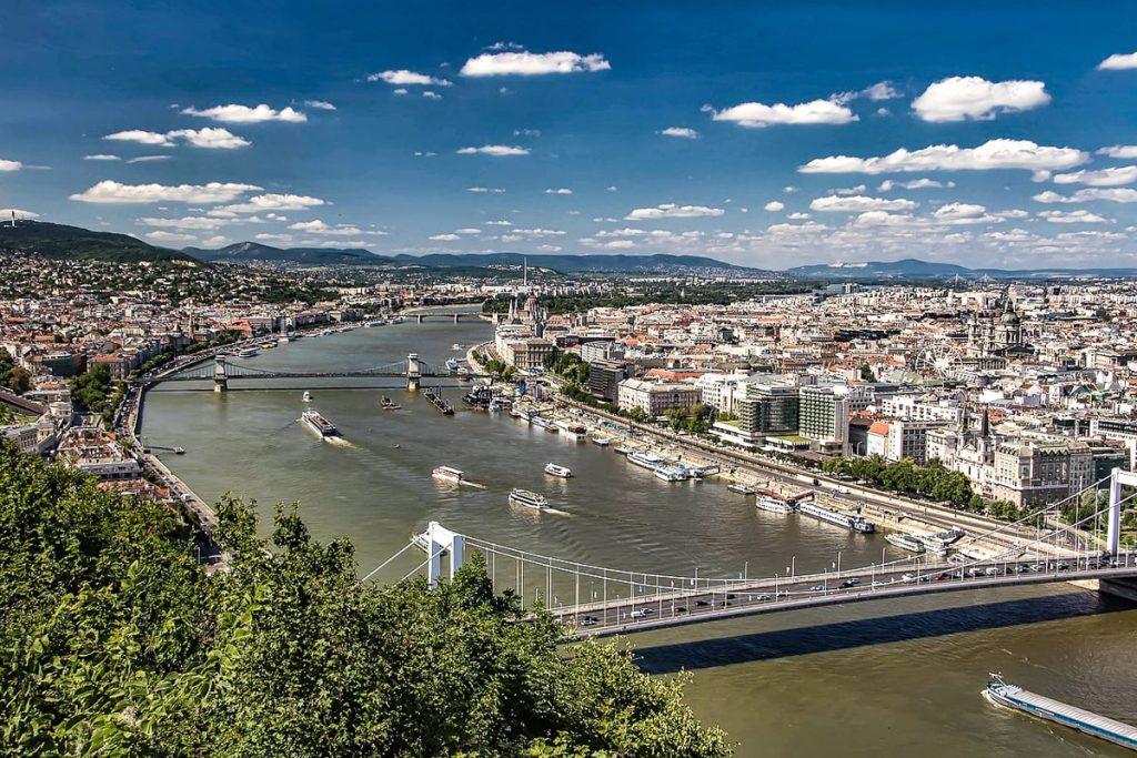 Budapeštas lankytinos vietos