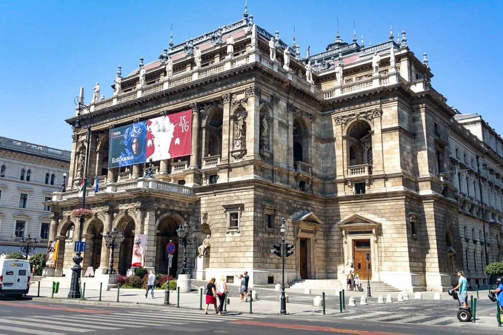 Vengrijos valstybinis operos teatras