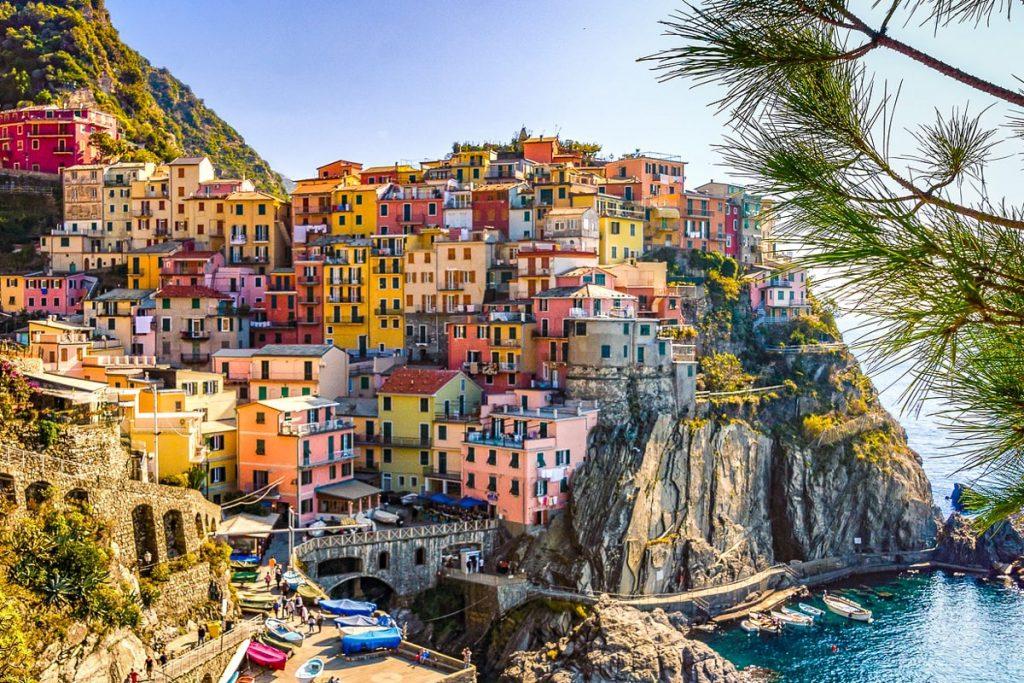 Činkve Terė (Cinque Terre)