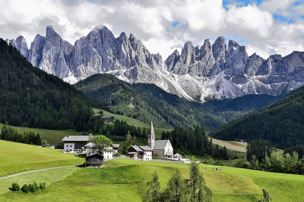 Dolomitinės Alpės