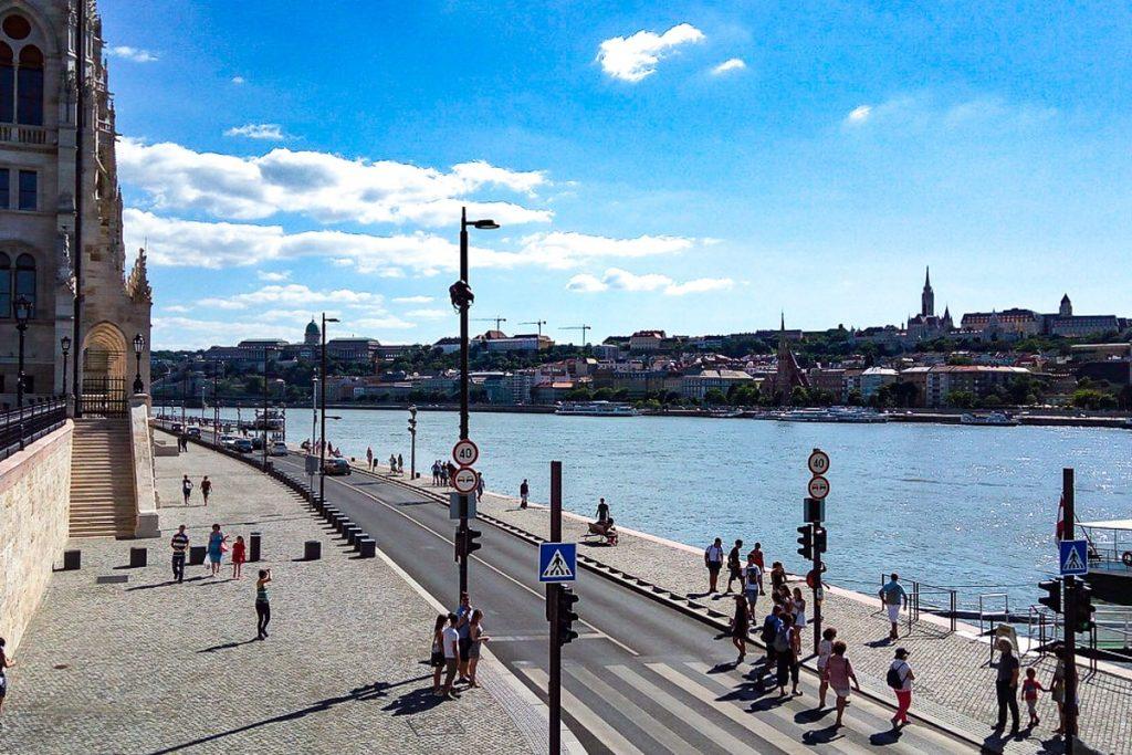 Dunojaus promenados