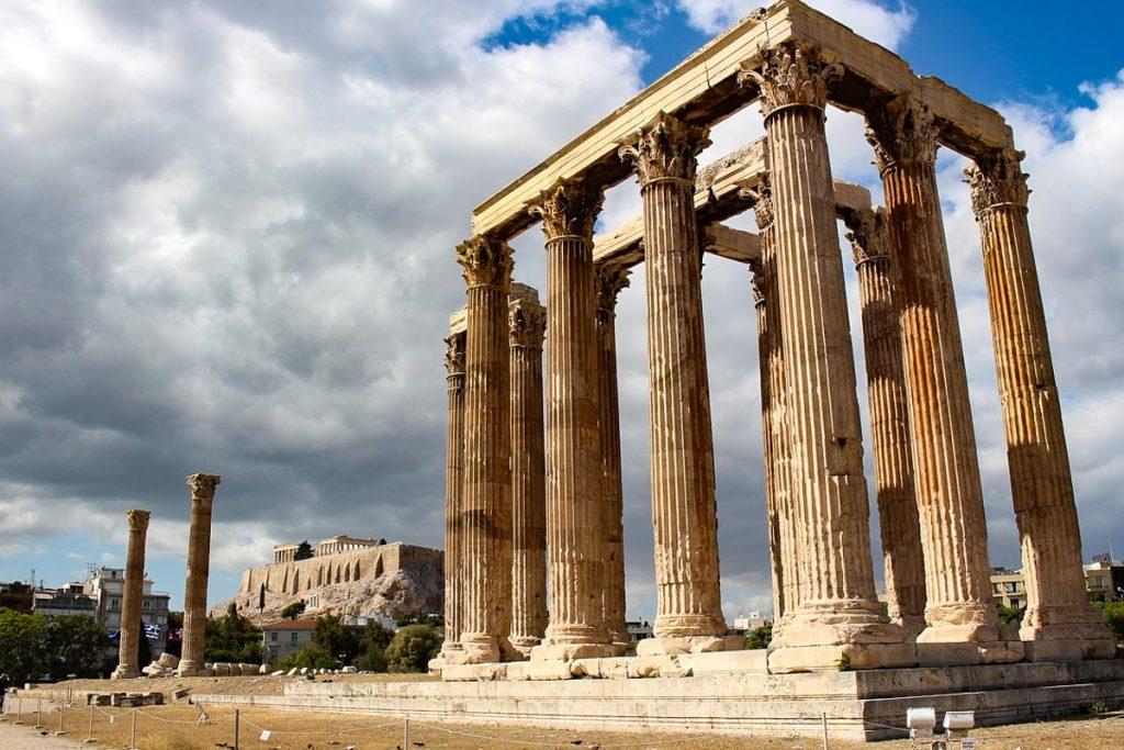 Dzeuso Olimpiečio šventykla