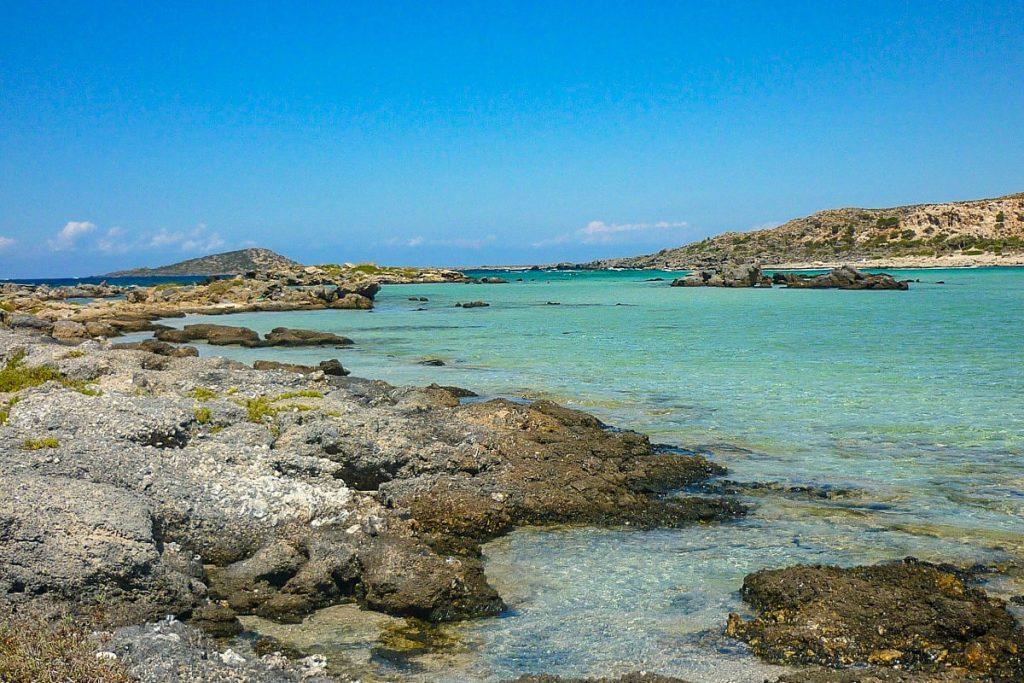 Elafonissi paplūdimys