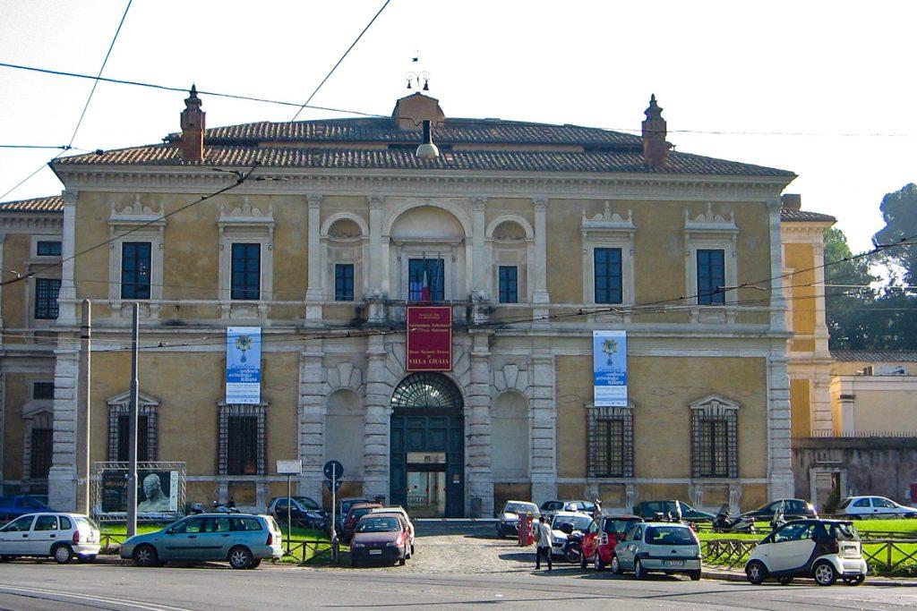 Nacionalinis etruskų muziejus
