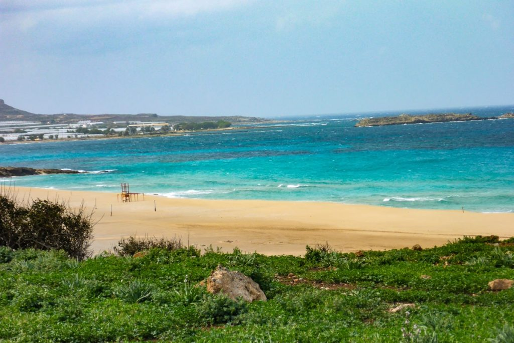 Falassarna paplūdimys