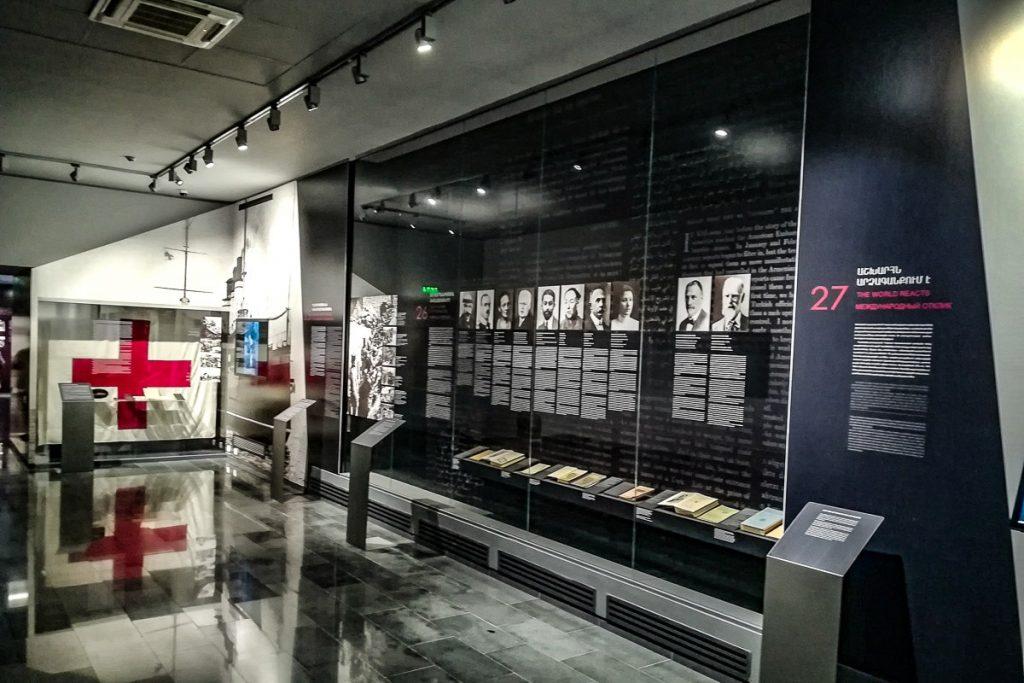 Armėnų genocido muziejus