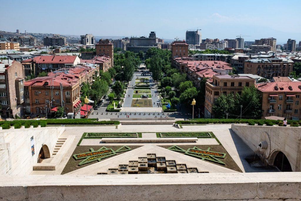 Jerevanas lankytinos vietos