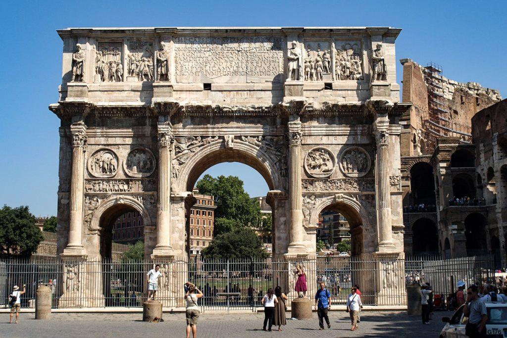 Konstantino arka