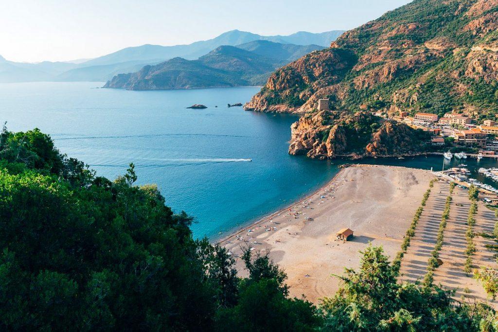 Korsikos sala