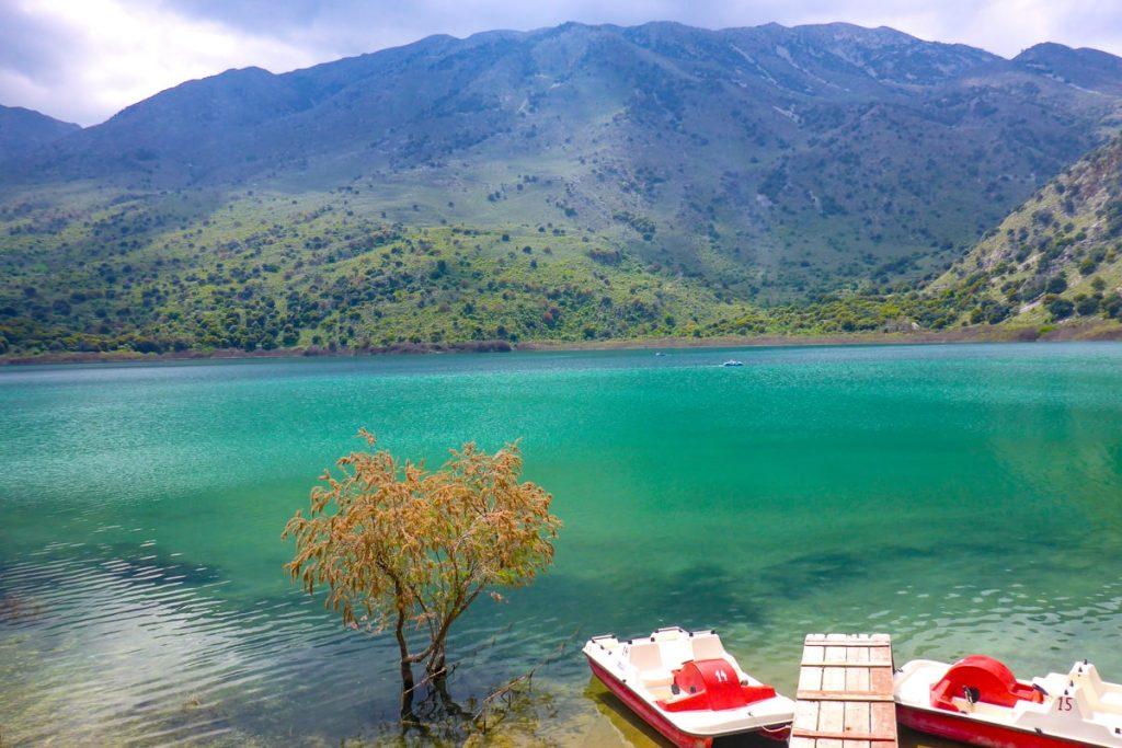 Kourno ežeras