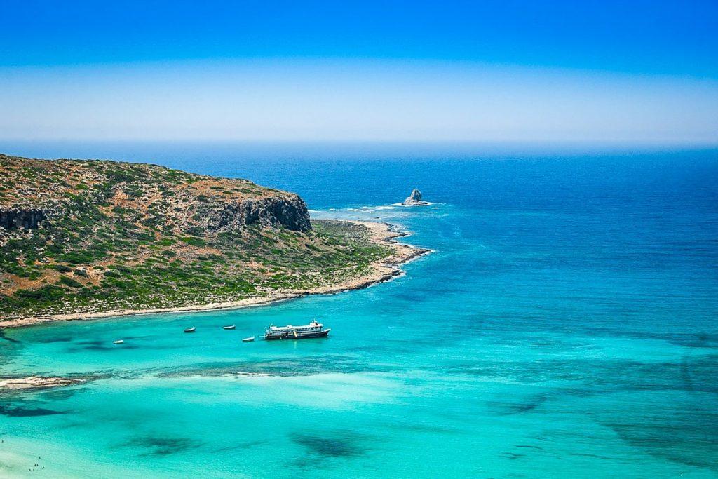 Kretos sala lankytinos vietos
