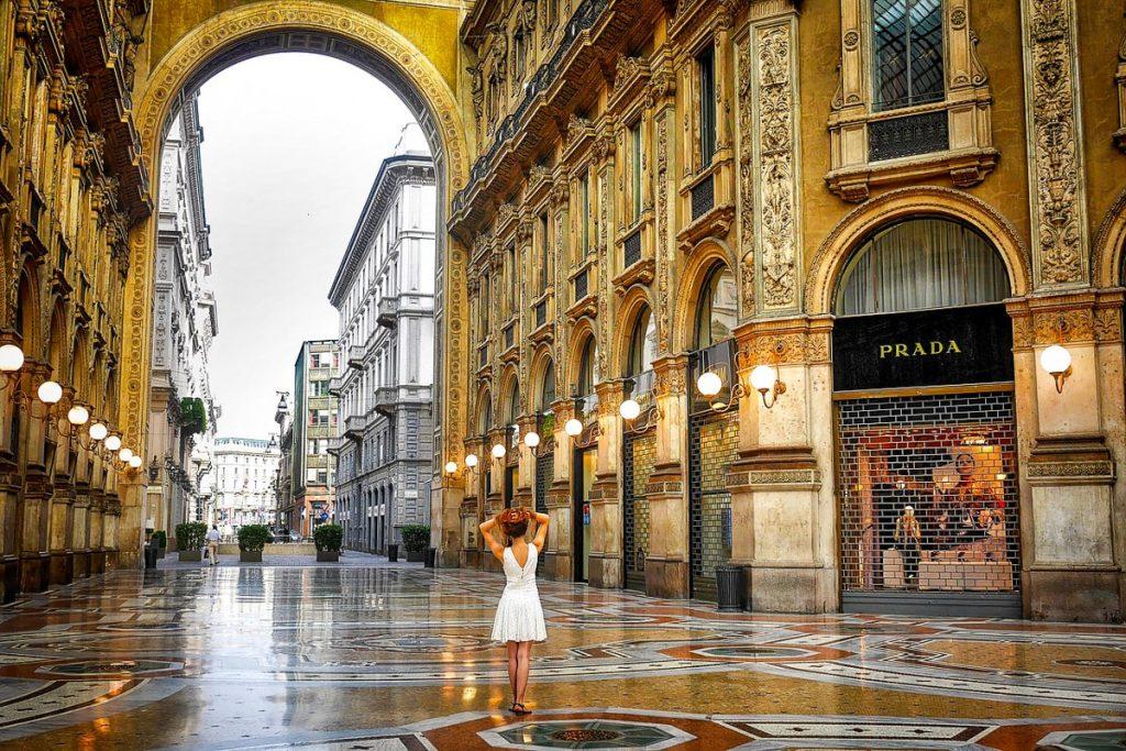 Milanas lankytinos vietos