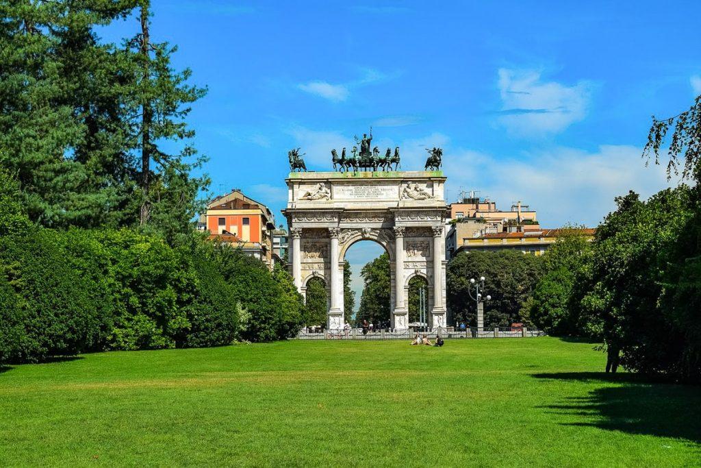 Milano centrinis parkas