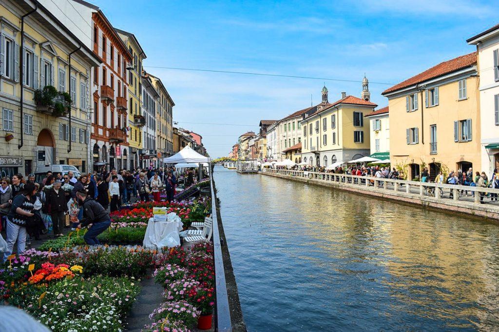 Milano kanalai