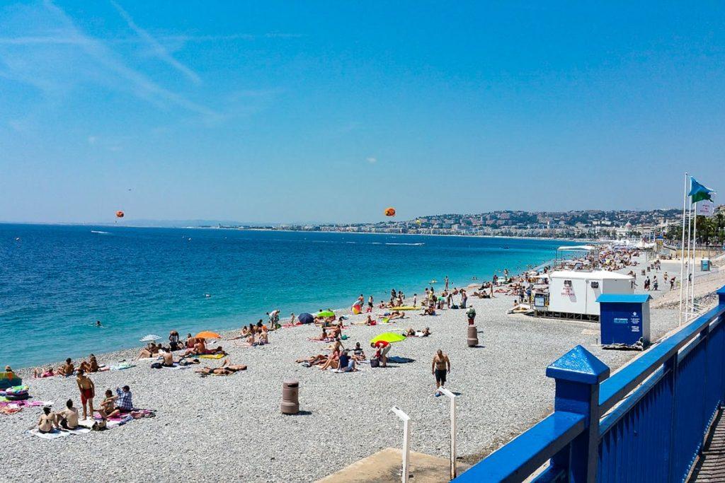 Nicos paplūdimiai