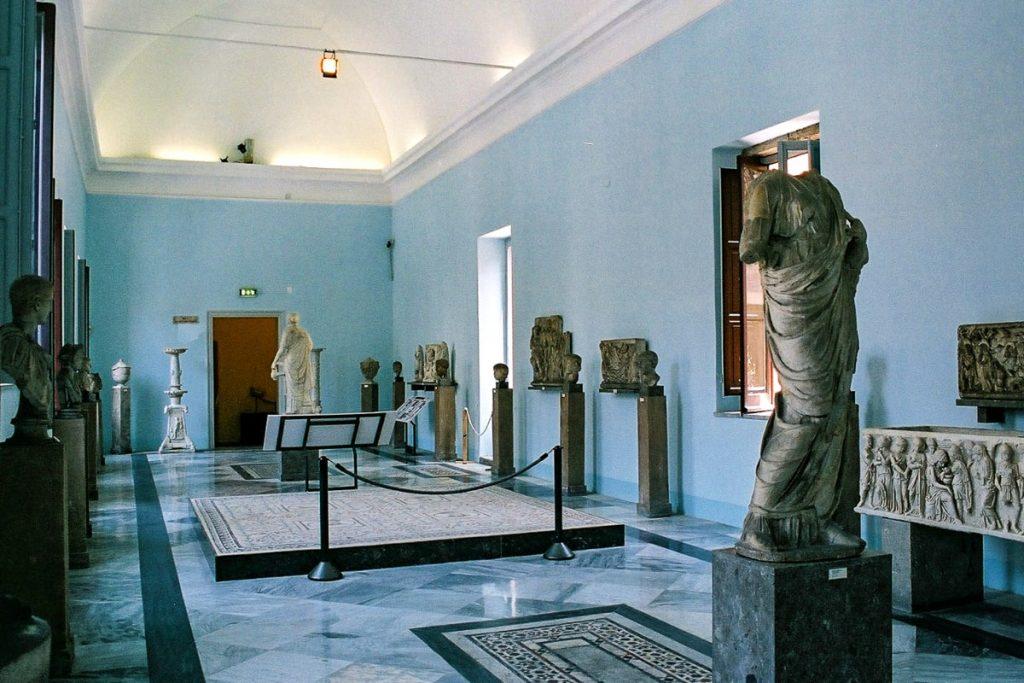 Palermo archeologijos muziejus