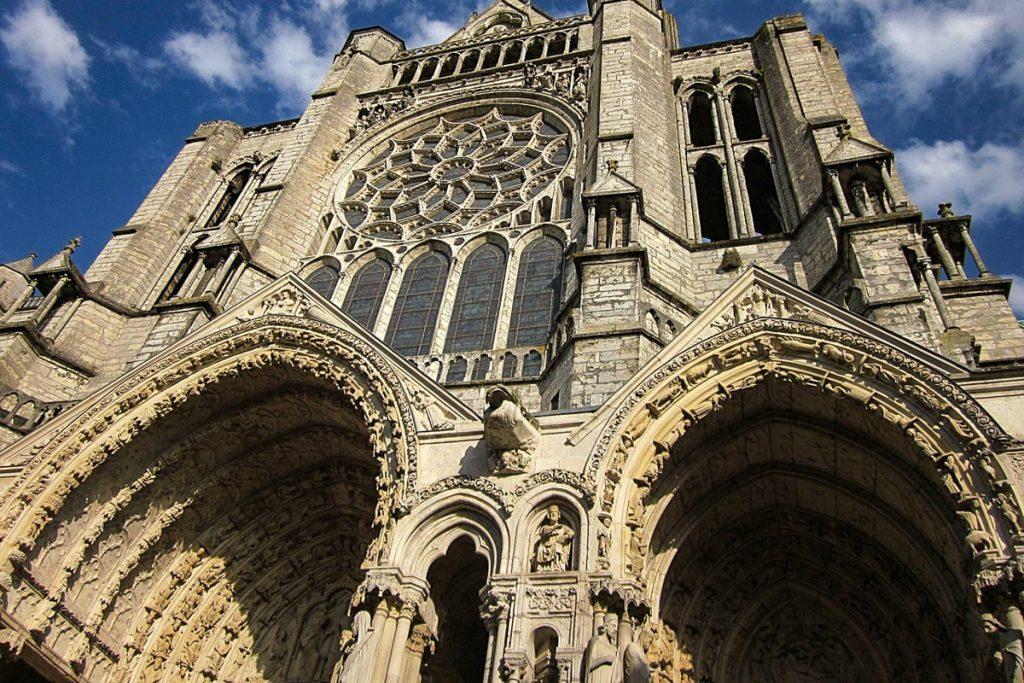 Šartro katedra