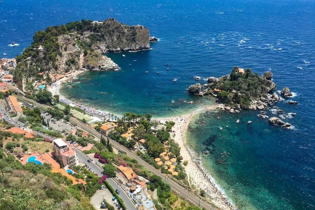 Sicilijos sala lankytinos vietos