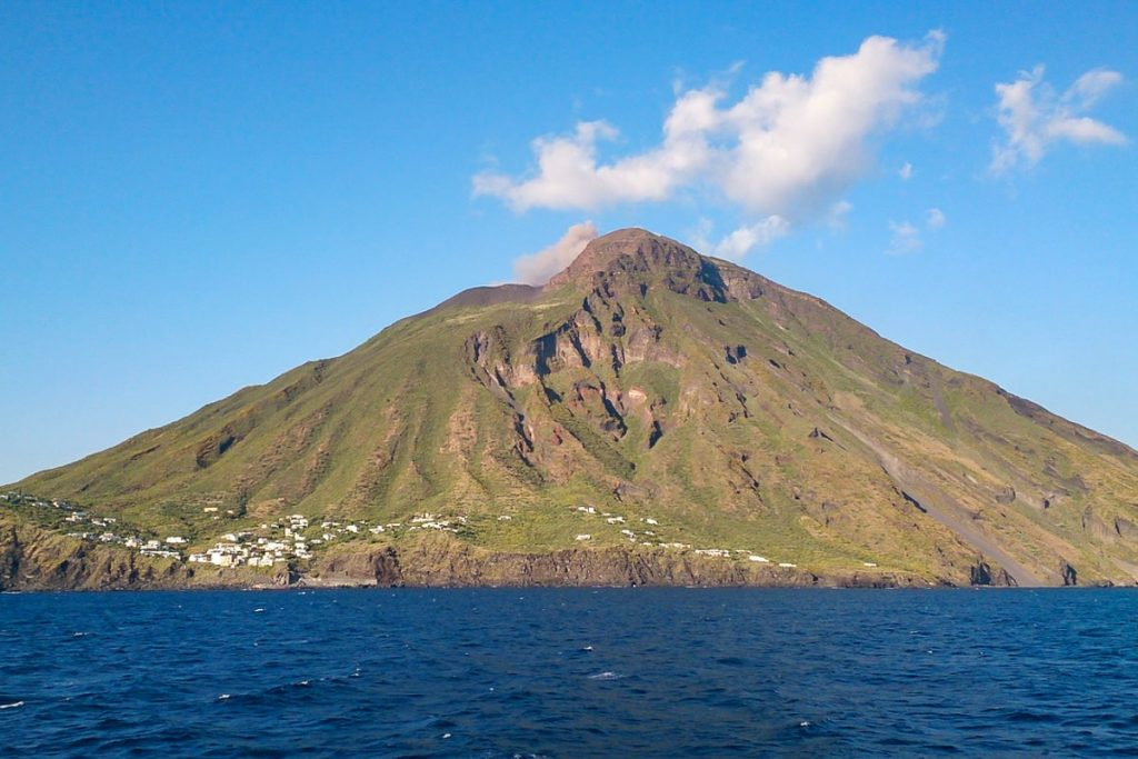 Strombolio ugnikalnis