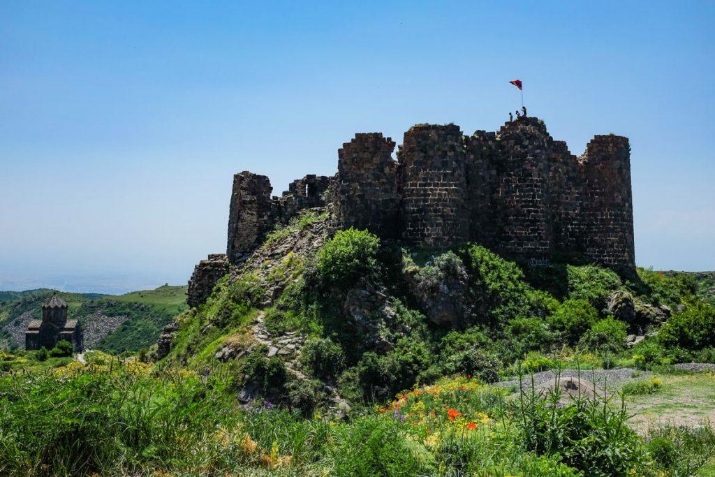 Amberd tvirtovė