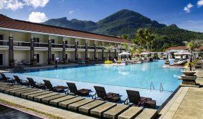 Viešbutis El Nido baseinas