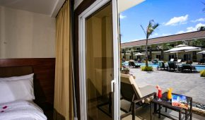 Viešbutis El Nido vaizdas