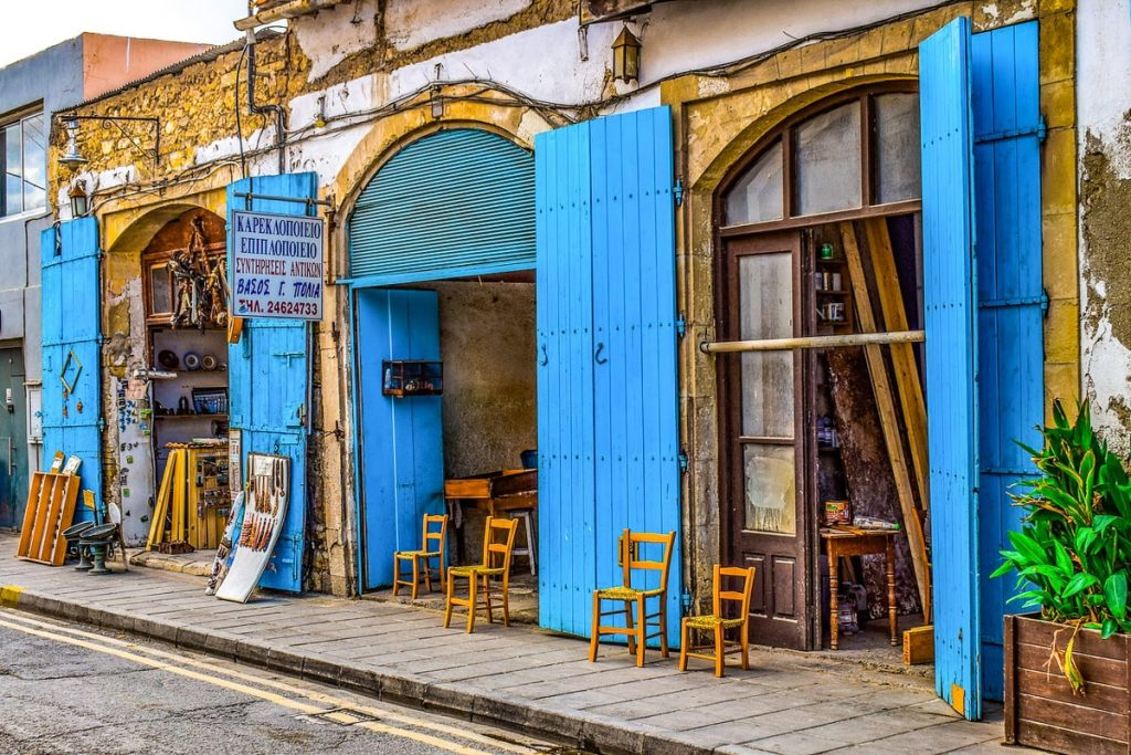 Larnaka lankytinos vietos