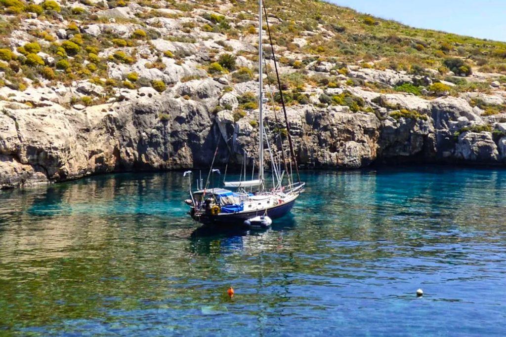 Mġarr ix-Xini įlanka