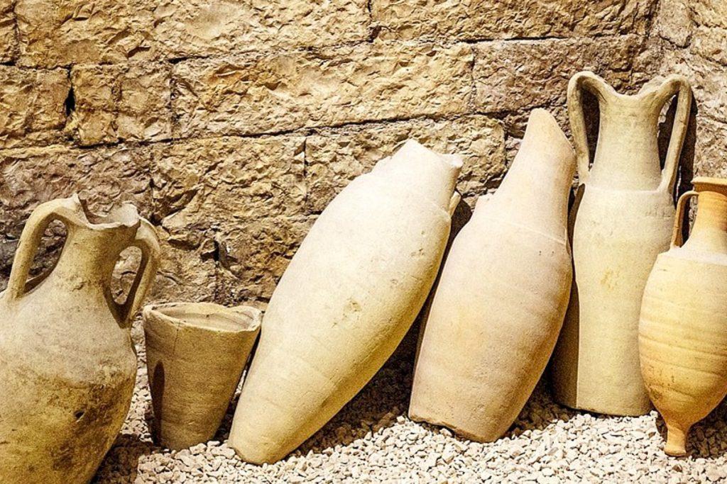 Pierides archeologinio fondo muziejus