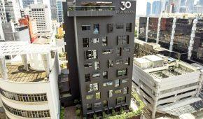 Viešbutis Singapūre pastatas
